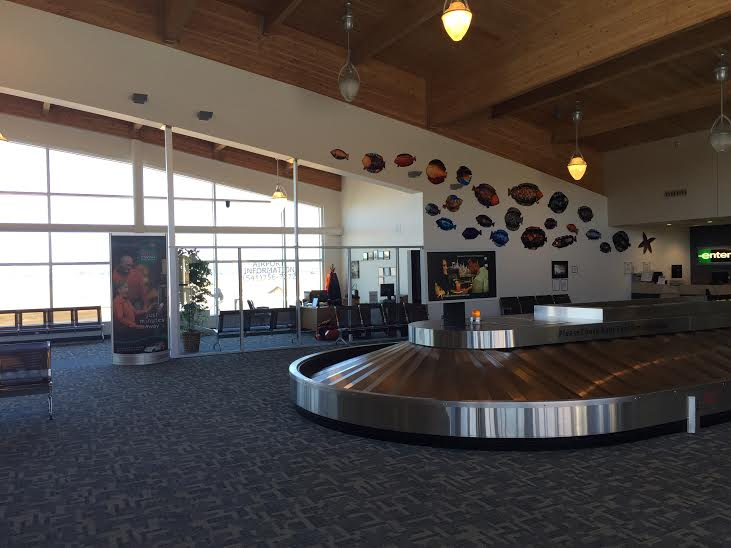 North Bend Airport