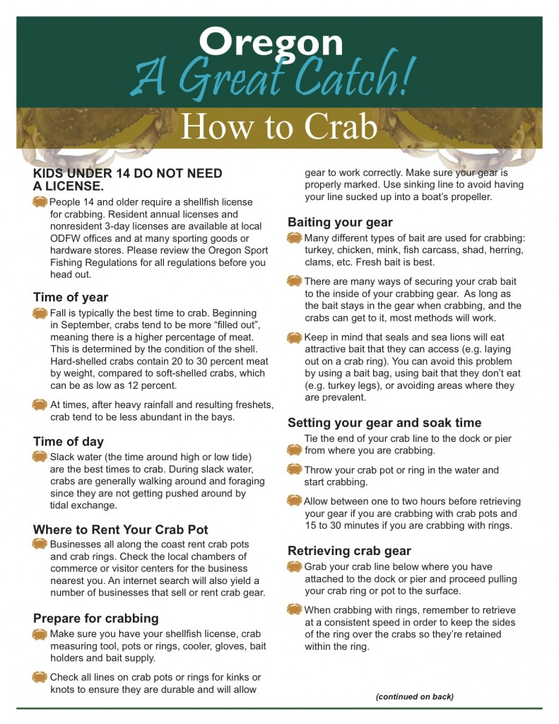 How to Crab