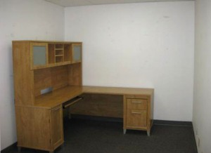 Small Office Space $200 per month.